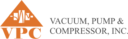 vacuum pump compressor inc logo