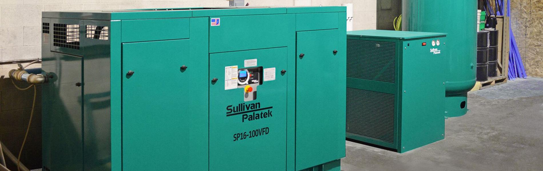sullivan palatek compressors, sullivan palatek compressor distributor