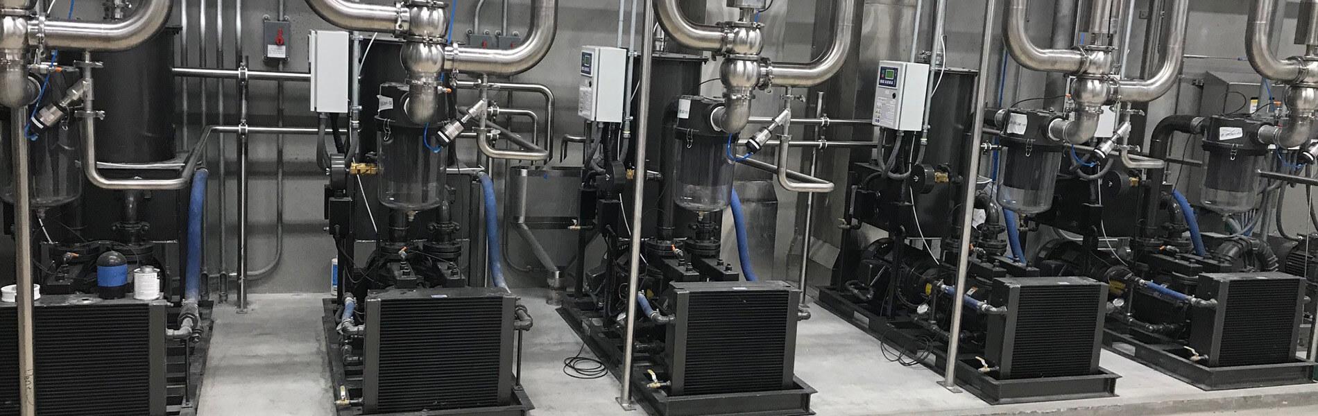 liquid ring vacuum pump, liquid ring pump