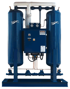 compressed air treatment, compressed air treatment equipment