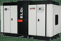 elgi manufactured oil free screw air compressor