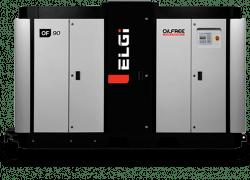 elgi oil free compressor system supplied by vacuum pump & compressor